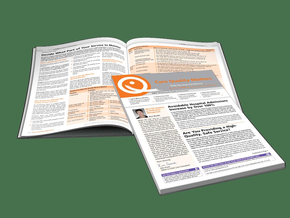 CQM Publication